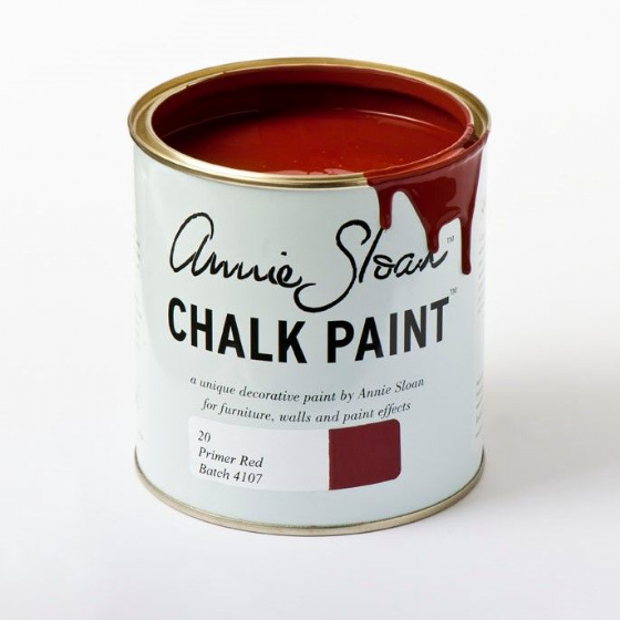 Primer Red - Annie Sloan Chalk Paint